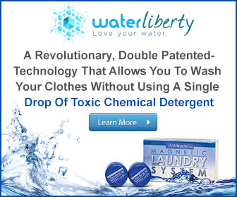 water liberty banner