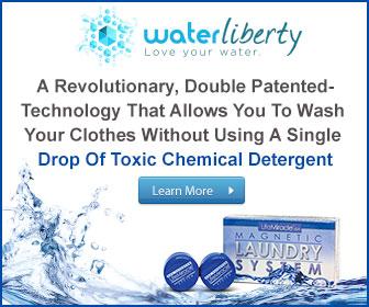 water liberty banner